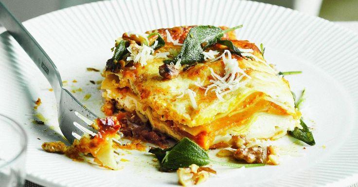 This vegetarian pasta recipe has won over taste.com.au members for good reason!