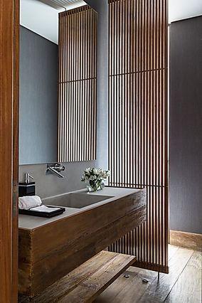 M s de 25 ideas incre bles sobre wooden screen en for Bathroom design 3x2