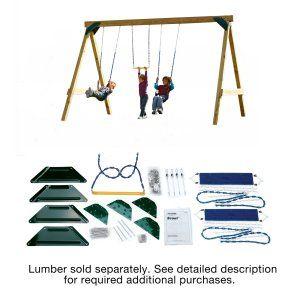 Swing Sets for Sale | Hayneedle.com