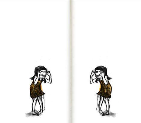 mirror, by suzy lee