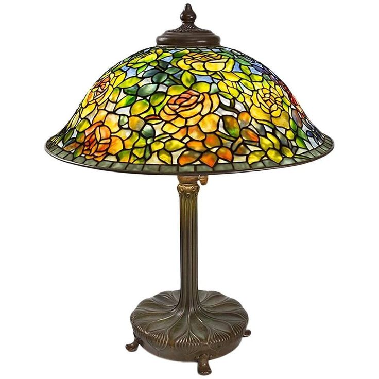 1000 Images About Authentic Tiffany Lamps On Pinterest