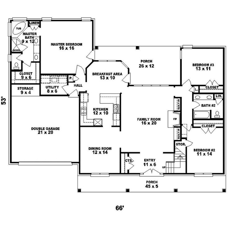 58 best house plans images on pinterest | country house plans