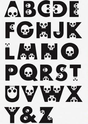 SimplyClassyMe: Simply Skulls...