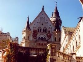 Neu Schwanstein Castle, Germany.