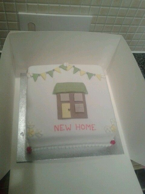 47 best New Home cake ideas images on Pinterest | House cake ...