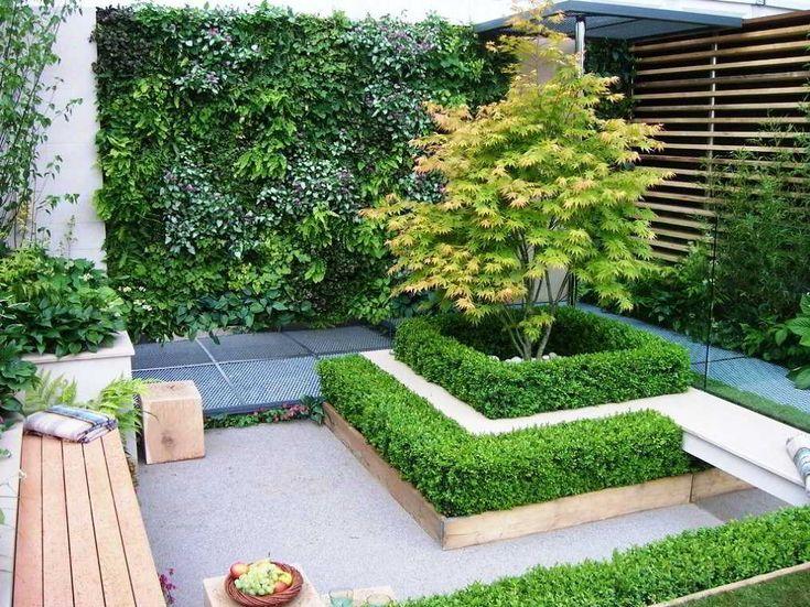 Desain Taman Minimalis Sederhana