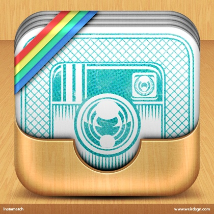Instamatch Game Icon by Aditya Nugraha Putra