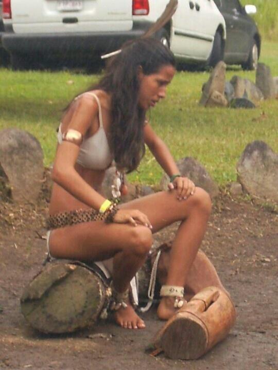 ricos island women nude