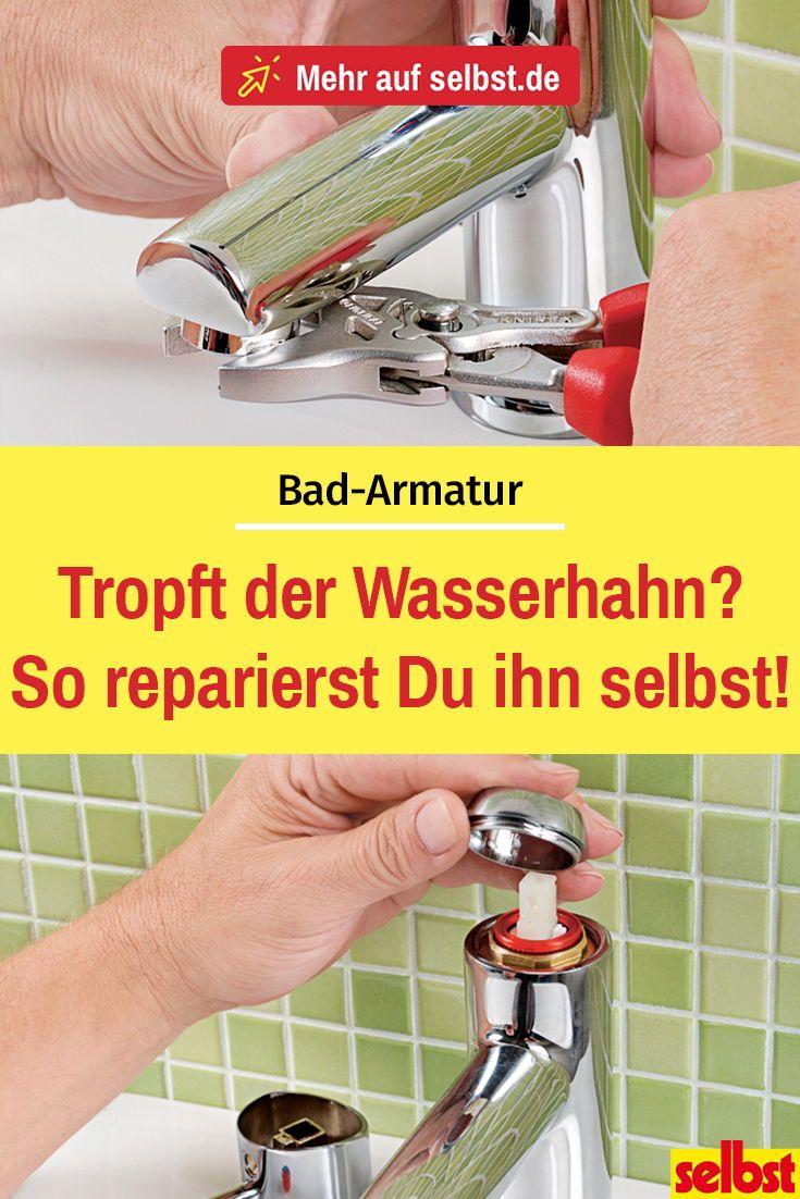 Die Unterschiedlichen Anforderungen An Die Armatur Im Bad Sind Andere Als An Den Wasserhahn Uber Der Kuchenspu Wasserhahn Reparieren Armaturen Armaturen Bad