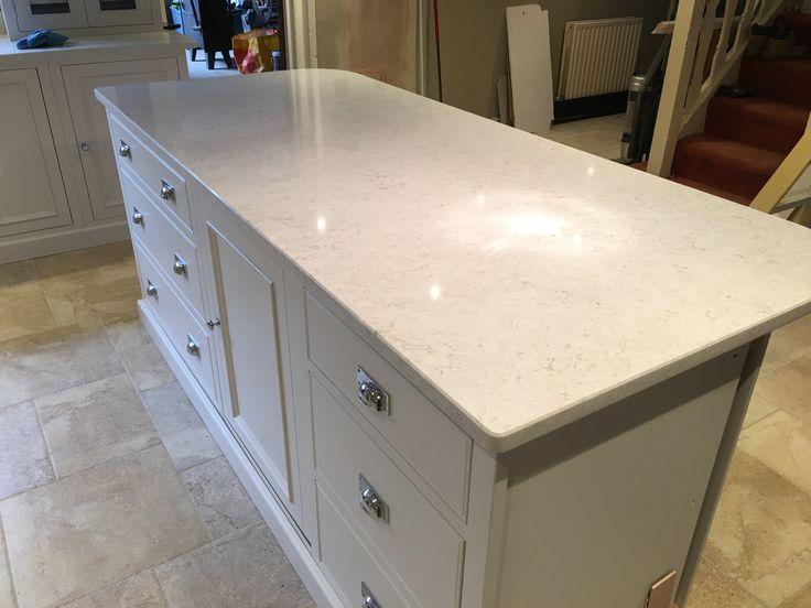 Pics Countertops In White Kitchen