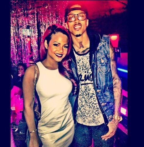 August Alsina & Christina Milian New Hip Hop Beats Uploaded http://www.kidDyno.com