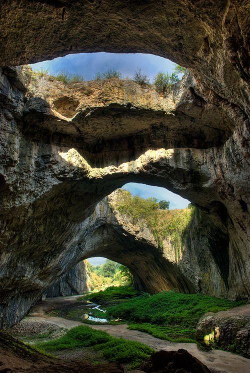 Massive, Devetashka Cave, Bulgaria