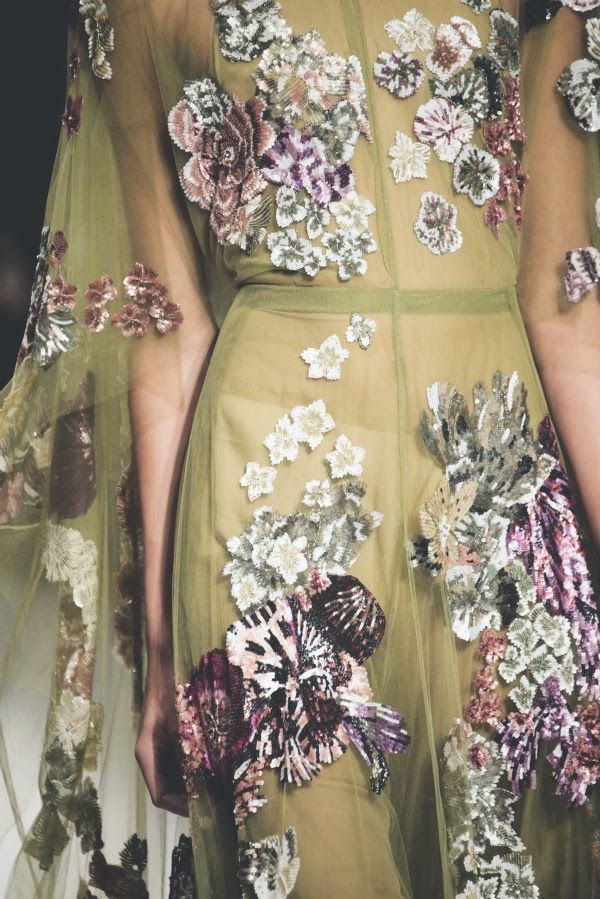 {fashion inspiration | runway : valentino fall 2014}