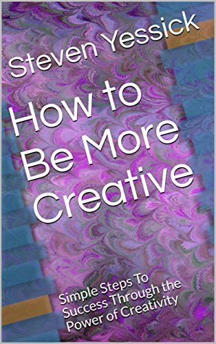 How to Be More creative is a synopsis of a lifetime of developing creativity through the eyes of a master artist. It is a short and intelligent read designed for anyone on an adventure in developing their own creative potential.