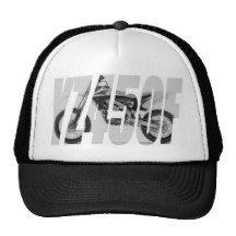 2014 YZ450F TRUCKER HAT