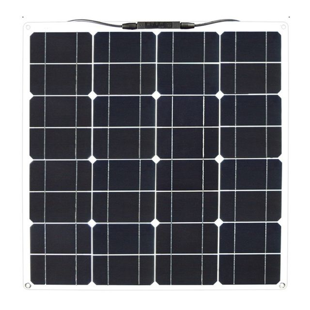 Boguang 16v 50w Solar Panel Cell Module Monocrystalline Silicon 12v Solar System Battery Power Oudoor Solar Charger Connec Solar Best Solar Panels Solar Panels
