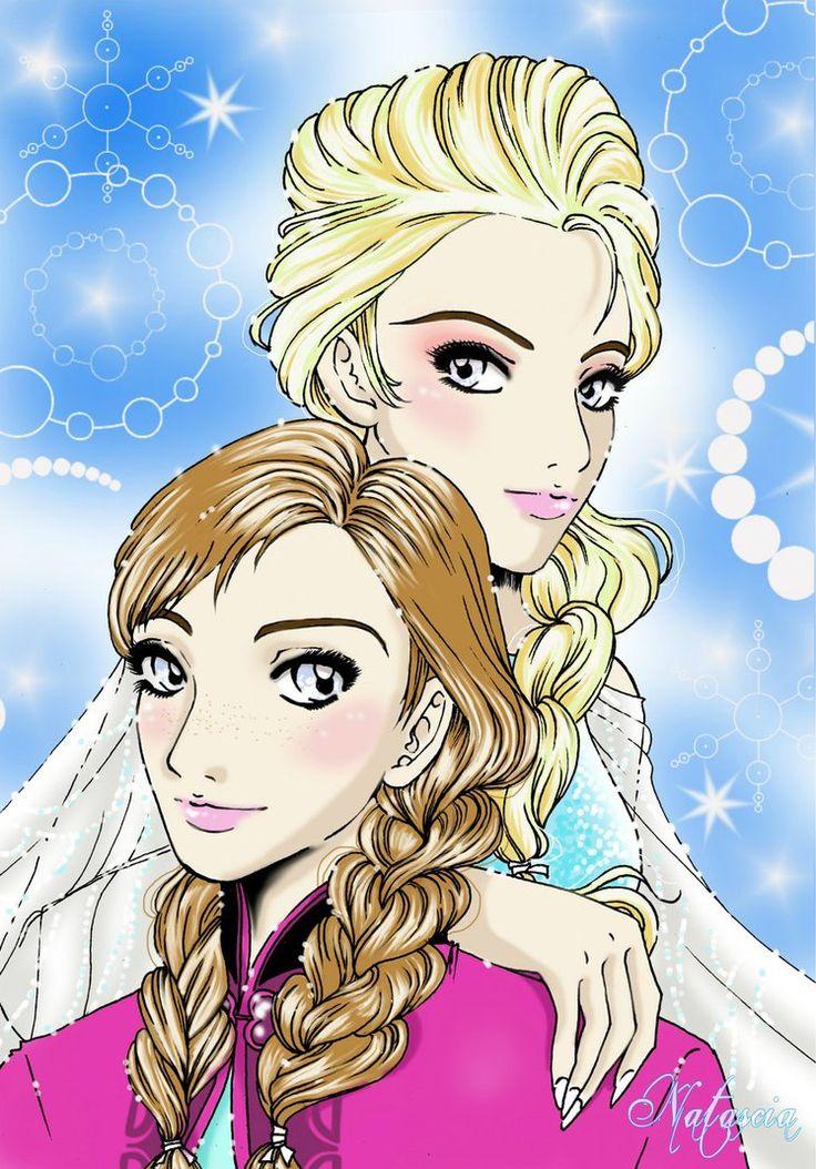 Frozen: Elsa ed Anna