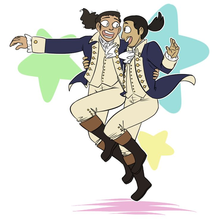 LAURENS AND HAMILTON WERENT GAY JUST REALLY REALLY REALLLLYYY GOOD FRIENDS *wonk wonk*