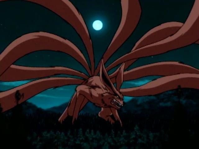 nine tailed fox naruto | Nine-Tailed Fox (Naruto)
