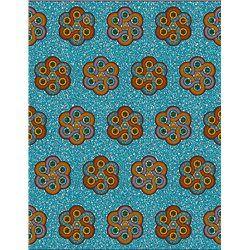 Julius Holland - waxblock - African Fabric - Design: 1287-C55A