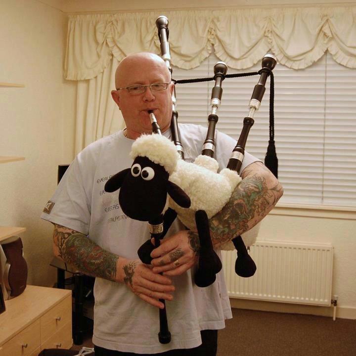 Shaun the Sheep bagpipes! https://www.facebook.com/photo.php?fbid=10153159368177542&set=o.11393187165&type=3&theater