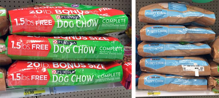 Purina 20-Pound Dog Chow & Beggin' Strips, $2.12 at Target!