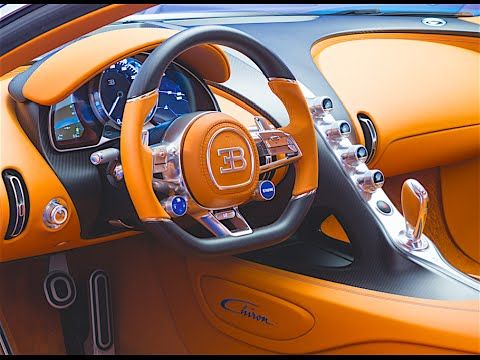 Bugatti Chiron INTERIOR 2016 New Bugatti INTERIOR  Bugatti Chiron Price ...