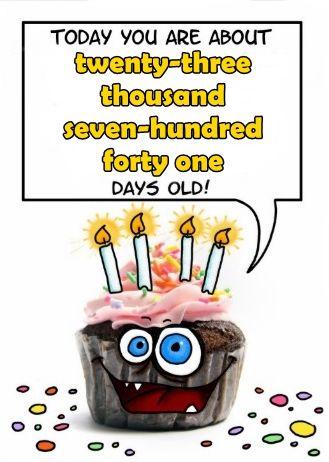 65 jaar!