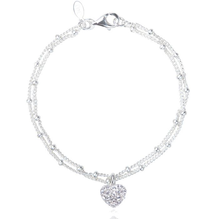 Forever Heart Bracelet by Joma Jewellery gDG9mLi