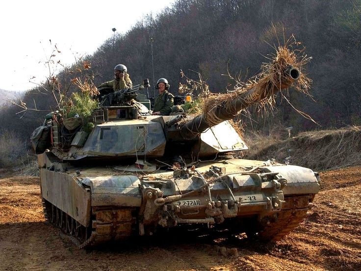 Image result for foliage on abrams tank