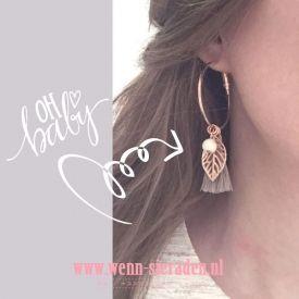 Deze ibiza oorbellen zijn onze favoriet! www.wenn-sieraden.nl #oorbellen #wit #ibizafashion #ibizasieraden #earcandy #earrings #fashionfinds #mode #sieraden