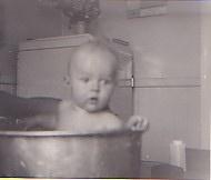 My bath!