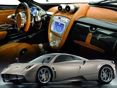 Gentil The Supercars 101: 2012 Pagani Supercars Huayra The Lightest Sports Cars In  Its Class