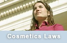"""Major loopholes in U.S. federal law allow the $50 billion cosmetics industry to put unlimited amounts of chemicals into personal care products with no required testing, no monitoring of health effects and inadequate labeling requirements. In fact, cosmetics are among the least-regulated products on the market.     This section explores what's being done to change the broken U.S. system, and how other countries are leading the way in smarter laws that protect their citizens."""