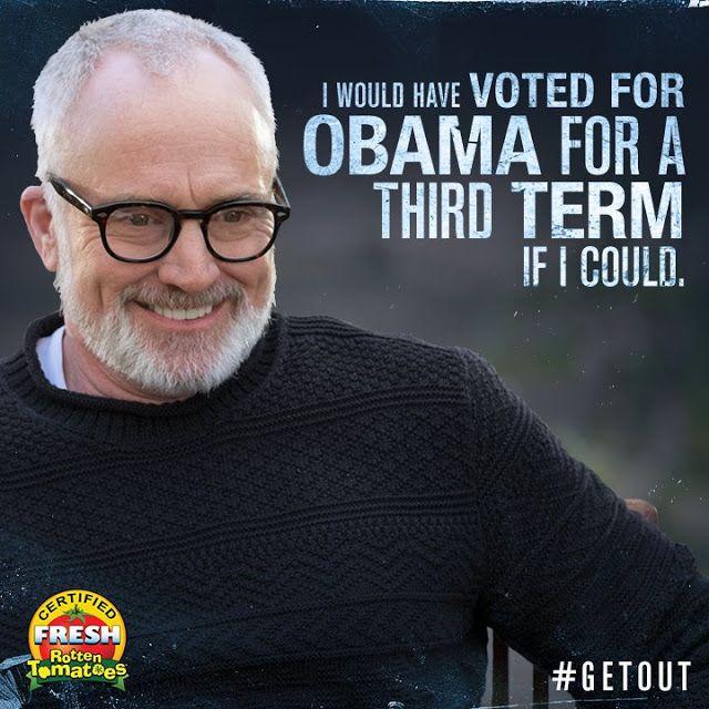 Habría votado por una tercera administración de Obama