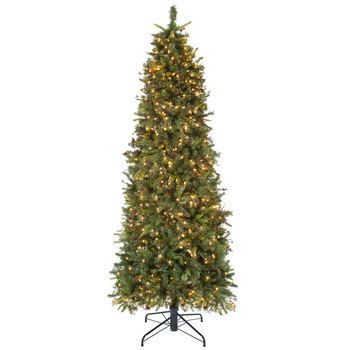 Quick Set Yuletide Pine Pre-Lit Christmas Tree - 12' | Hobby Lobby