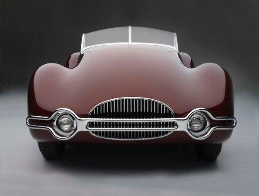NORMAN E. TIMBS BUICK STREAMLINER, 1948