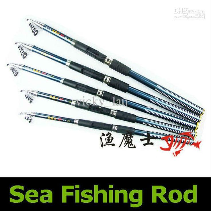 27 best best telescopic fishing rod images on pinterest for Strongest fishing rod