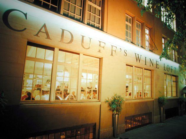 Caduff's Wine Loft - Eventlocation in Zürich