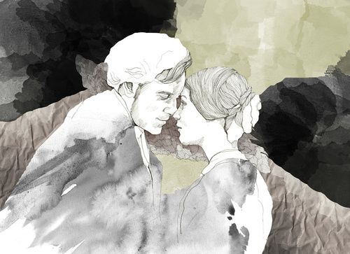 sarahcchiarot:  Jane Eyre by Autumn Rose - http://the-edited-makers.tumblr.com