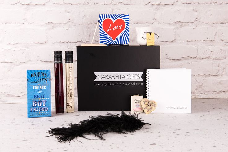 Best Boyfriend Hamper - This hamper includes everything you need for a truly unique and personal night in, brownie points guaranteed! https://carabellagifts.com/shop/best-boyfriend-hamper/