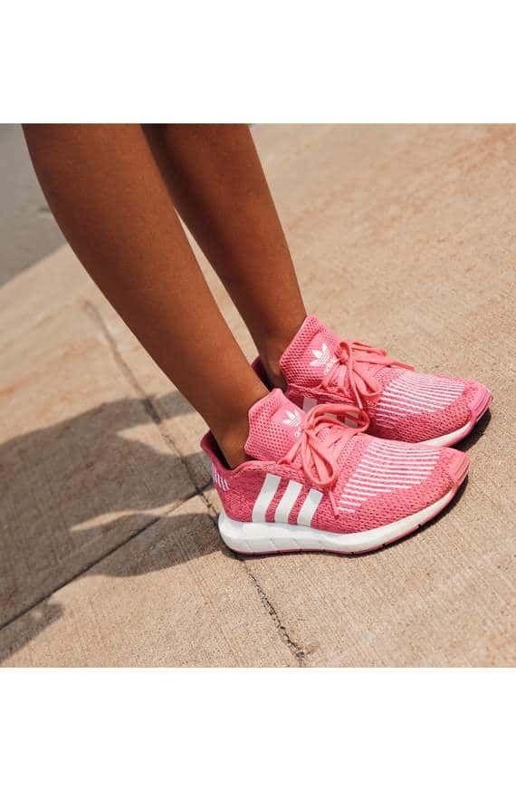 7392aa668 adidas Swift Run J Sneaker (Baby