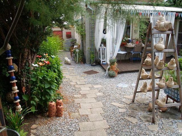 u morkusovic: červencová zahrada