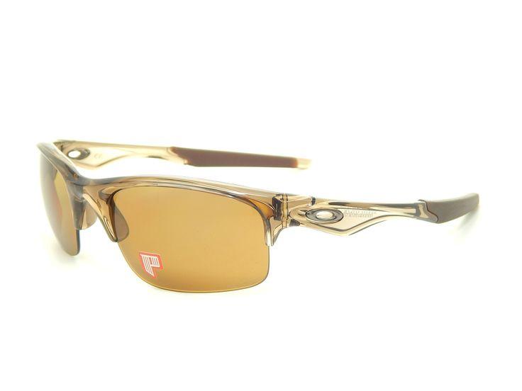 Oakley Bottle Rocket 9164-05 Brown Smoke/Bronze Polarized Sunglasses