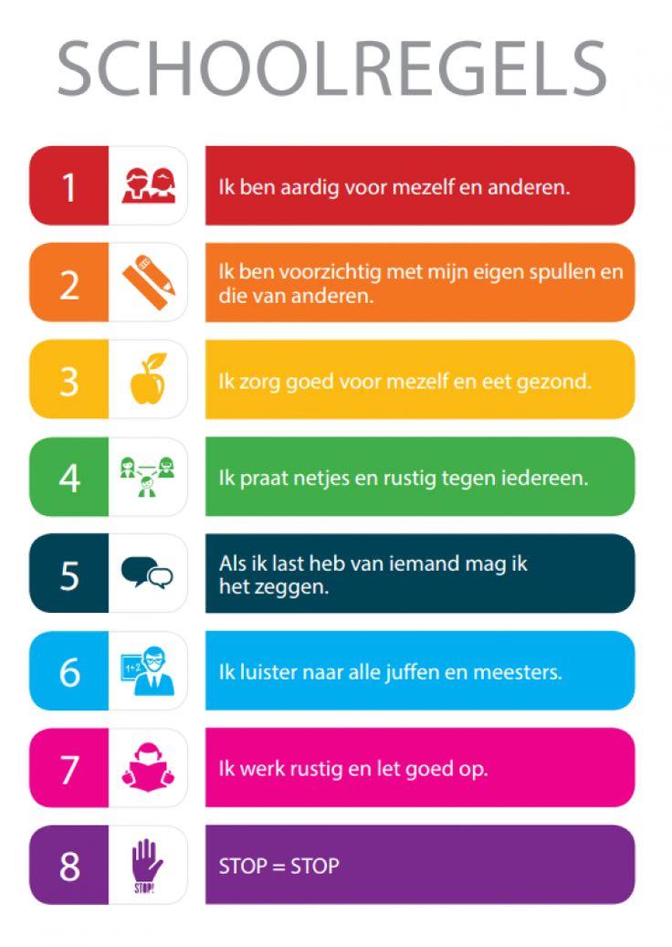 Schoolregels
