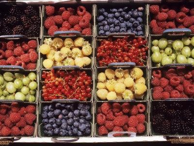 mmmmmmm, berries