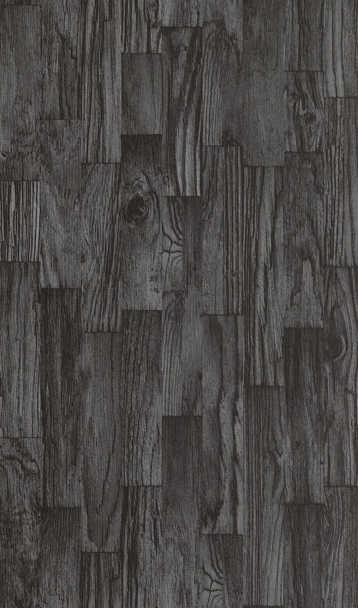 Rasch apples vinyl kitchen wallpaper 824506 cream cut price - Planks Black Wallpaper By Albany