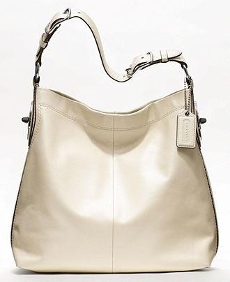 5f603d88e1bc COACH PEYTON LEATHER SHOULDER BAG - Handbags   Accessories - Sale - Macy s