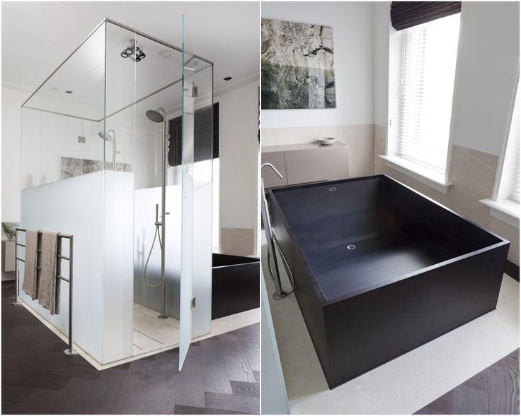 Oltre 25 fantastiche idee su Doppia doccia su Pinterest  Doccia, Sognare doccia e Design della ...