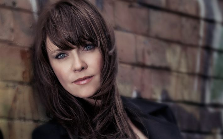 Download wallpapers Amanda Tapping, 4k, Canadian actress, portrait, photoshoot